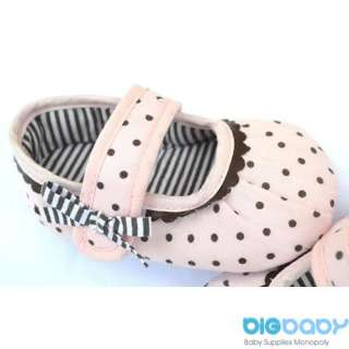 pink Mary Jane baby girl shoes Size US 4 5 UK 3 4