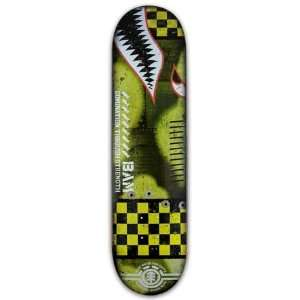 Element Skateboards BAM STRENGTH Skateboard Deck 8