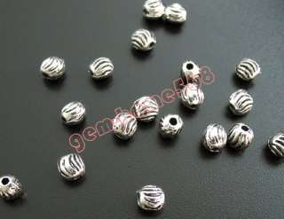 280 Bali Style Tibetan Silver Mango Beads B526 Free S&H