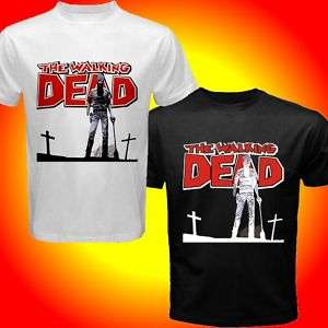 The Walking Dead Women Men T shirt