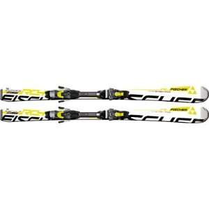 Fischer RC4 Super Race Junior Skis   140  Sports