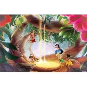 Its A Fairys World Wall Mural