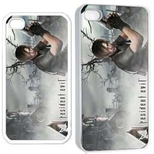 biohazard resident evil v2 iPhone Hard Case 4s White Cell