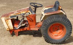 CASE 446 Tractor L84 48 Snowblower Snow Thrower   for parts