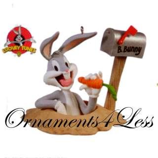 Hallmark 2011 One Funny Bunny   Limited Looney Tunes Bugs Bunny