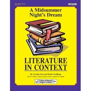 MIDSUMMER NIGHTS DREAM, A (9781566442312) Venetia Ozzi
