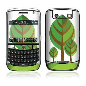 BlackBerry Curve 8900 Decal Skin   Save a Tree Everything
