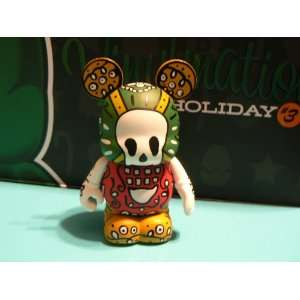 Figure Holiday Series 3 Dia De Los Muertos Day of the Dead CUTE