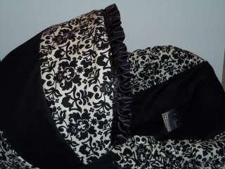 damask black white INFANT BABY CAR SEAT COVER GRACO