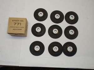 New Vintage 4 Inch Grinding Wheels 771 for Metal Tools