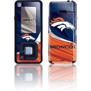 Skin It Denver Broncos MP3 Player Skin: Sports & Outdoors