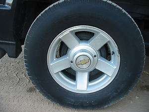 1999 CHEVY TAHOE LIMITED Wheels+Tires Packaged Used