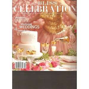 Bliss Celebrations Magazine (2012): Various: Books