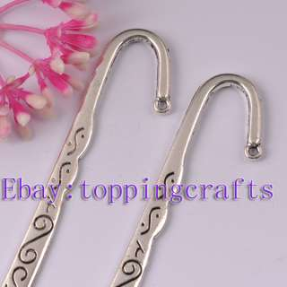 FREE SHIP 40pcs Tibetan Silver Nice Bookmarks TP5584