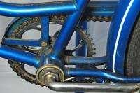 Schwinn Hollywood Ladies middleweight bicycle bike Blue cruiser |