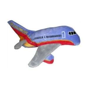 Southwest Plush toy airplane with sound Toys & Games