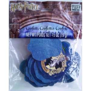 Harry Potter House Shields Design Confetti Health
