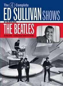 Beatles   Ed Sullivan Presents the Beatles 4 Complete Shows DVD, 2010