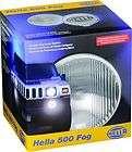 Hella 500 Series Driving Light Kit Black