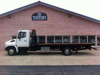 Hino Diesel Tow Truck Wheel Lift Rollback Wrecker in Commercial Trucks