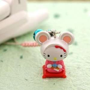 Sanrio Hello Kitty Animal Symbol of Zodiac on Cushion Phone