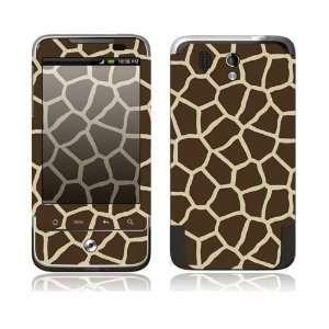 Giraffe Print Design Decorative Skin Cover Decal Sticker