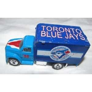 Toronto Blue Jays 1996 Matchbox Truck 1/64 Scale Diecast Car MLB