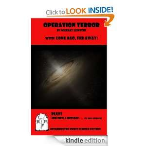 Operation Terror   PLUS! Long Ago, Far Away: Murray Leinster: