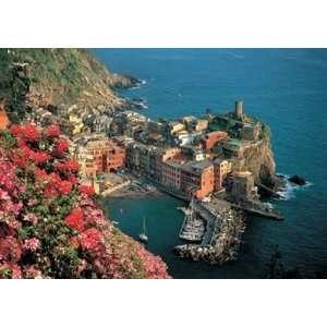 Foto Kirsch Cinqueterre, La Riviera Jigsaw Puzzle 1000pc