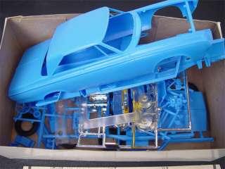 Jo Han Richard Petty 64 Plymouth Belvedere Model Car