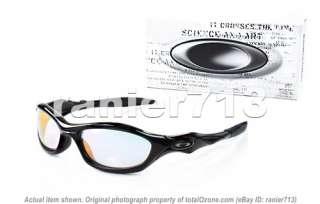 Oakley Unknown Sunglasses Polished Black/Ruby Clear Iridium
