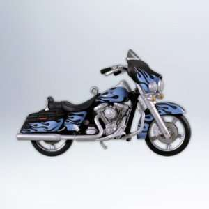 2011 Street Glide? FLHX Harley Davidson #14 2012 Hallmark Ornament