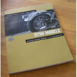 Harley Davidson Electrical Diagnostic Manual Dyna Models Official
