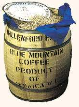 lb Wallenford Estate Jamaica Blue Mountain Coffee