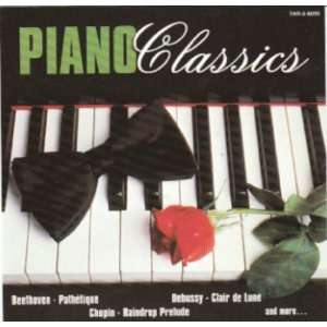 Piano Classics Various, Various Composers, Multi, Various