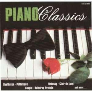 Piano Classics Various, Various Composers, Multi, Various