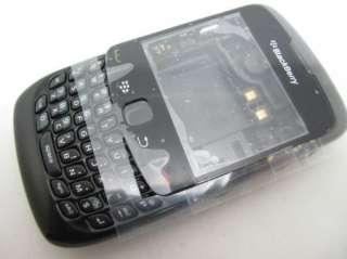 Original OEM Black Full Housing Case Cover Replacement For Blackberry