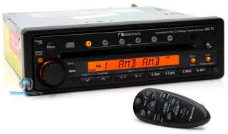 DISC CD CHANGER PLAYER CAR STEREO RADIO RECEIVER AUX IPOD INPUT