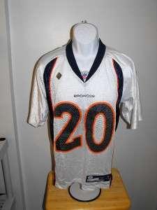 New Brian Dawkins Denver Broncos REEBOK 2XLARGE 2XL Jersey VHQ