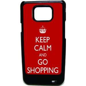 Rikki KnightTM Keep Calm and Go Shopping   Red Color Hard