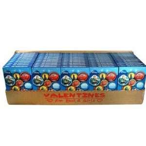 Disney Pixar 32 Pack Boxed Valentine Cards Case Pack 50
