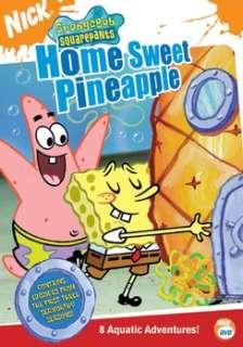 Spongebob Squarepants   Home Sweet Pineapple (DVD)