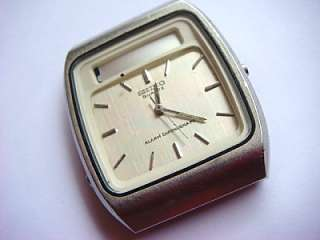 watch parts defect watch for parts not working seiko quartz alarm