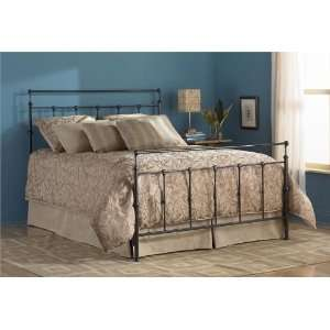 Winslow 6/6Hb Mahogany Gold Os By Fashion Bed Group