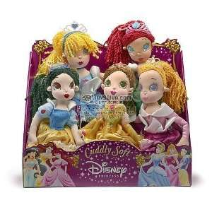 Disney Princess Soft Dolls Set of 5 (Sleeping Beauty