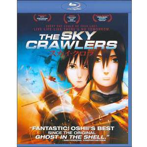 The Sky Crawlers (Blu ray) (Widescreen) Blu ray