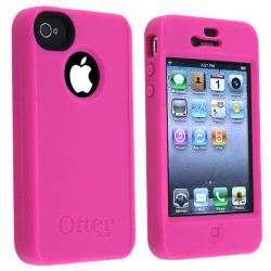 Otter Box Apple iPhone 4 Pink Impact Case