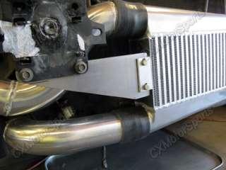 Complete Bolt On FMIC Intercooler Kit 79 93 Fox Body Ford Mustang V8 5