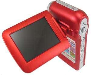 Red SVP 5MP LCD Digital Video Camcorder/ Camera
