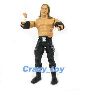 WWE JAKKS Wrestling superstar Zack Ryder figure & a free champion belt